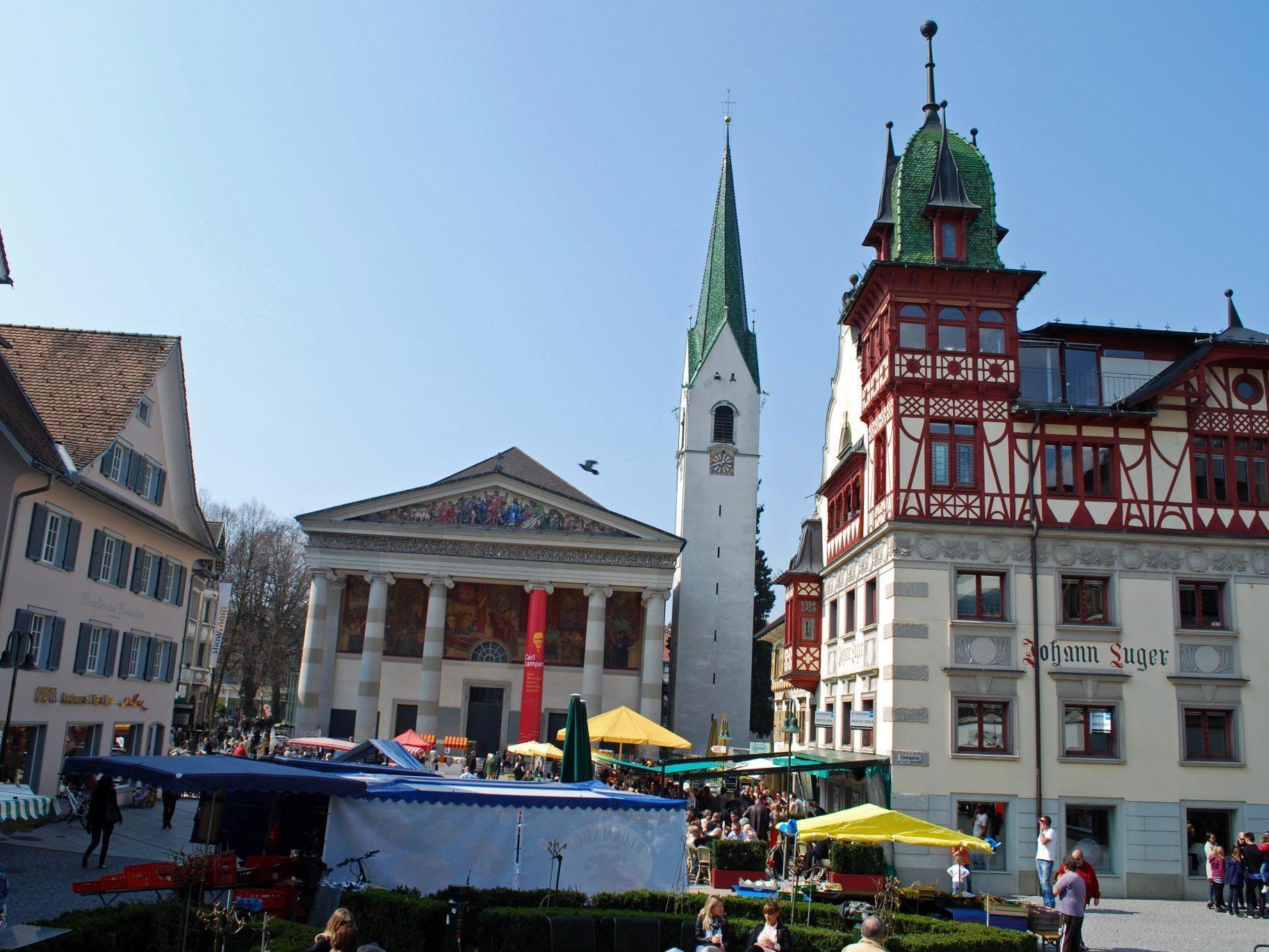 Der 62. Österreichische Städtetag findet vom 30. Mai bis 1. Juni 2012 in Dornbirn statt.