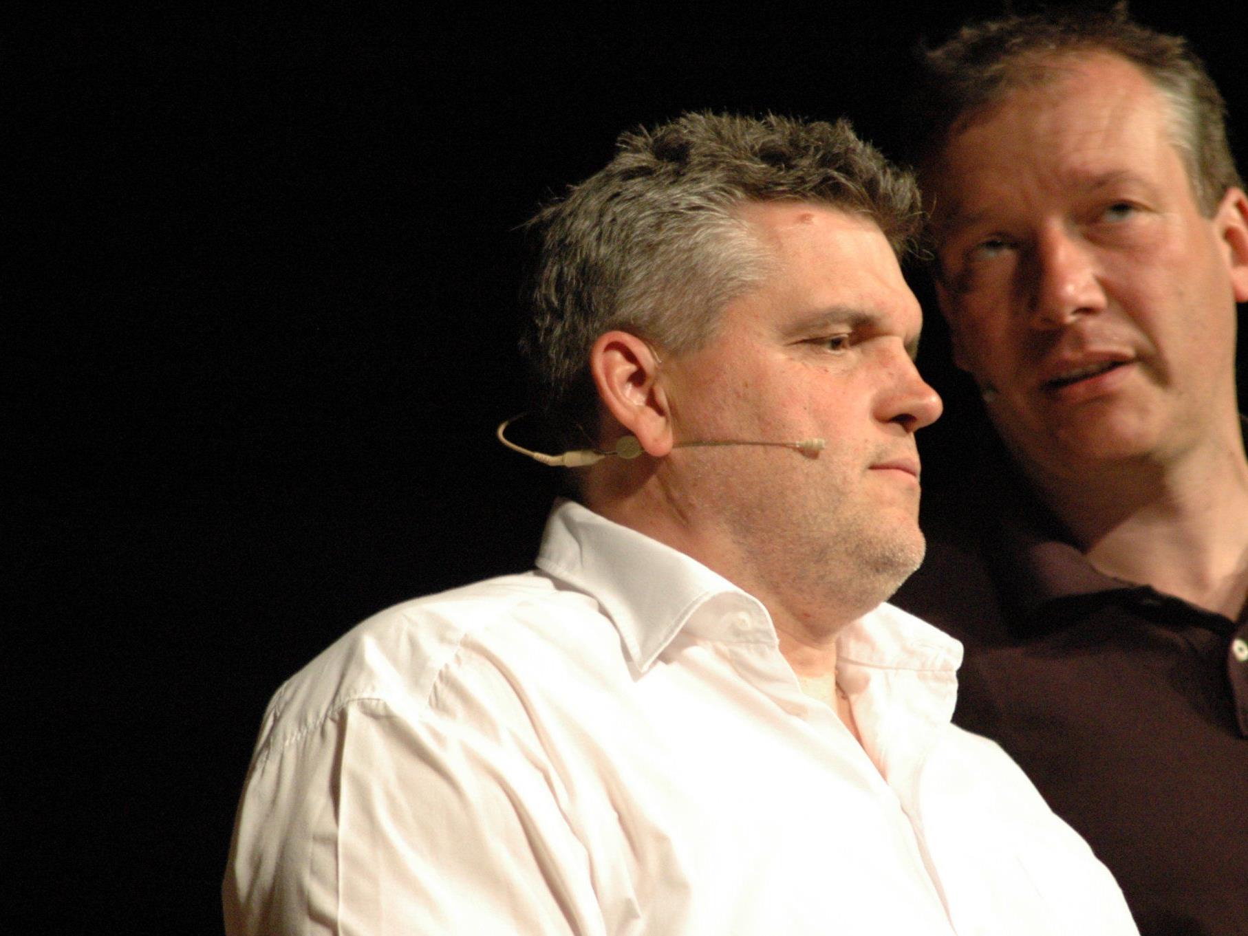 Boten den vielen Kabarettfans in Klaus einen unvergesslichen Abend George Nussbaumer & Stefan Voegel.