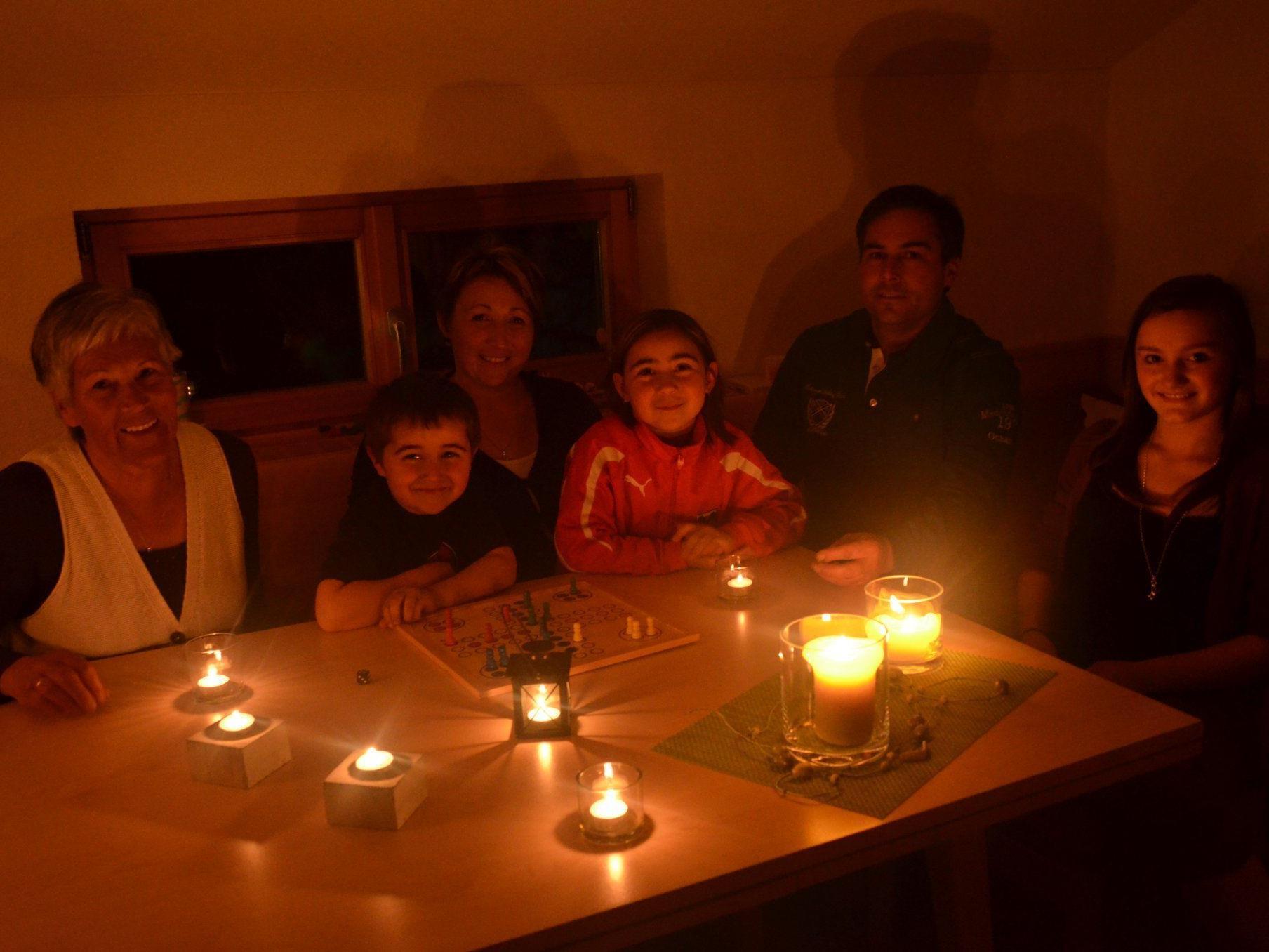 Earth Hour Klösterle
