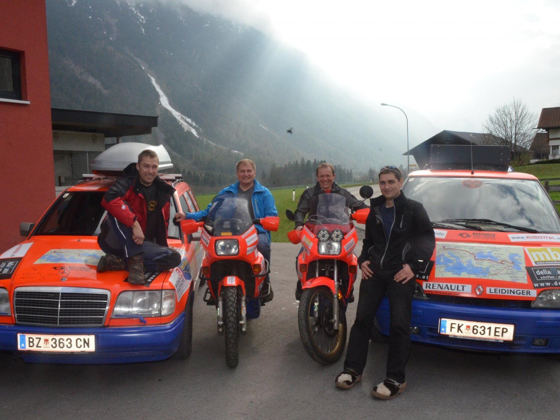 Allgäu-Orient-Rallye-Team