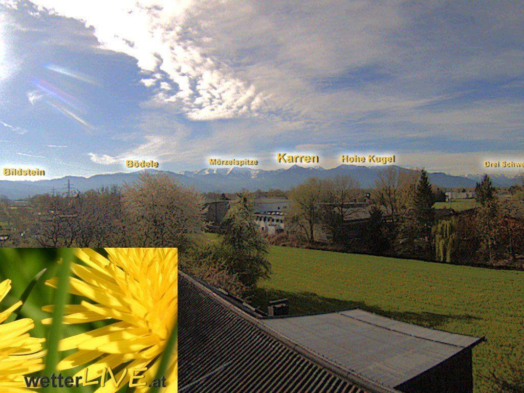 Panorama-Webcam Hard: wetterlive.at