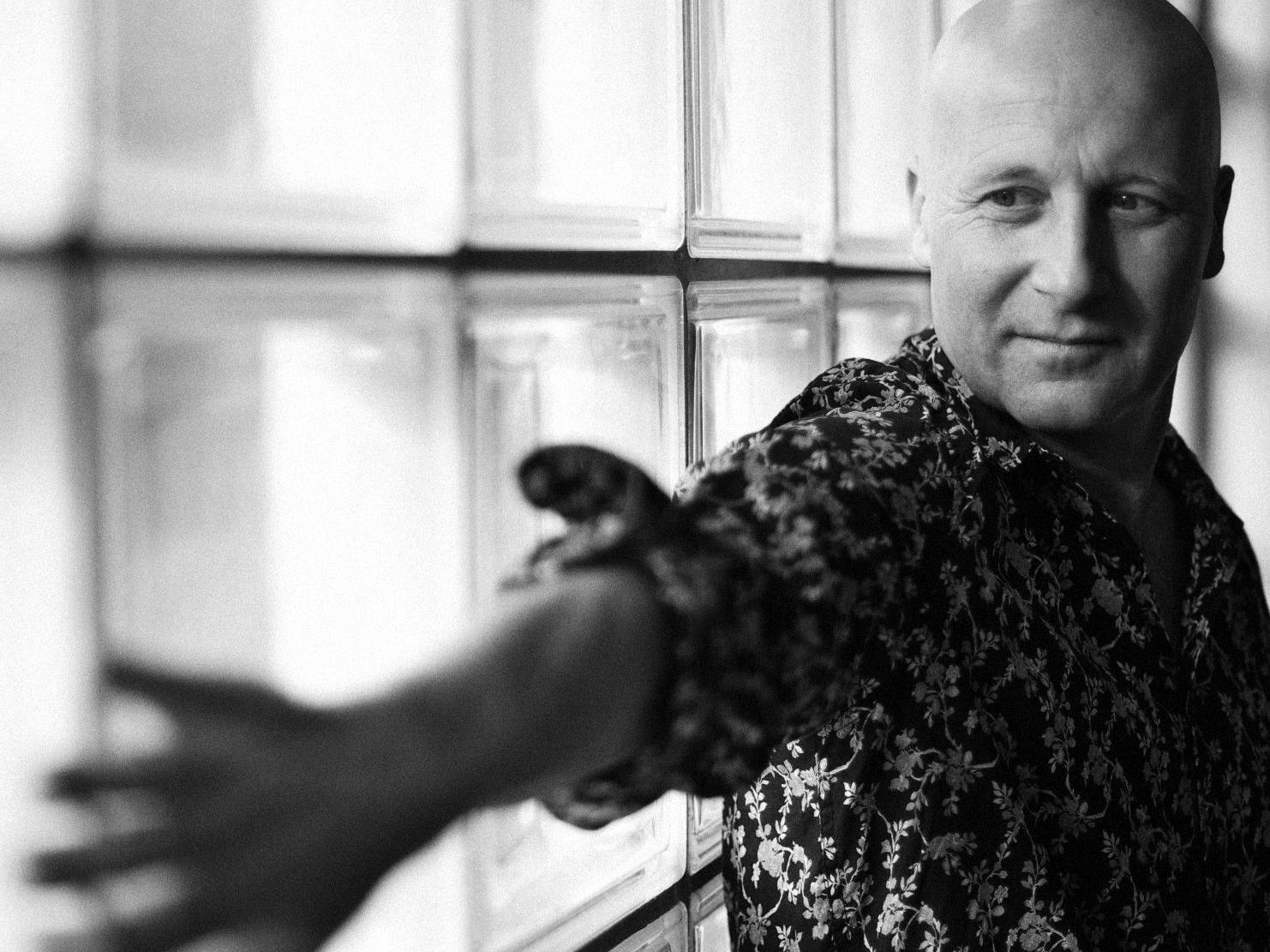 David Rhodes Trio: Am 25. April im Conrad Sohm