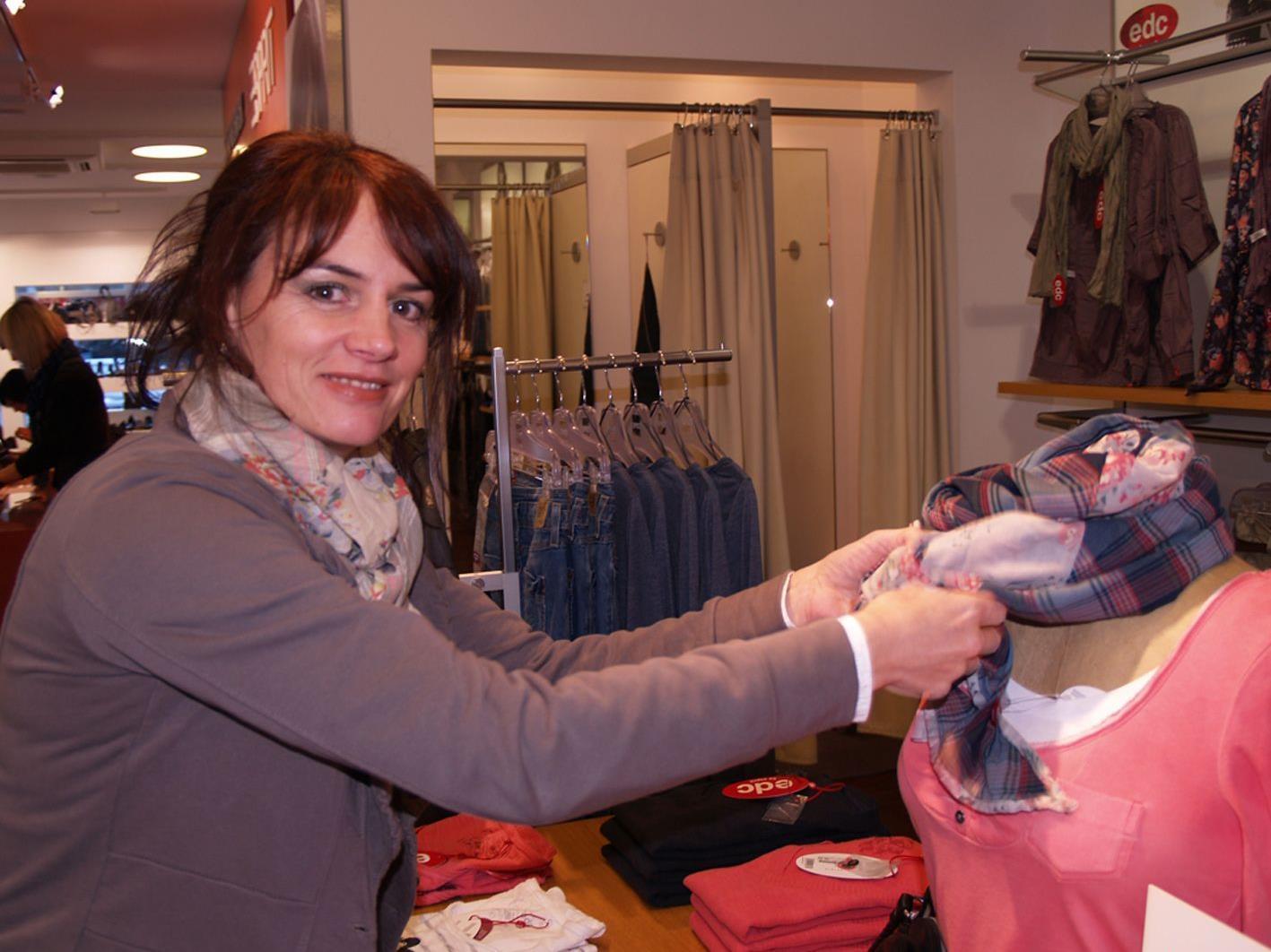 "Barbara Kirchner lädt zum Mode-Event im ""Post Amt"" am Mittwoch, den 9. Mai."