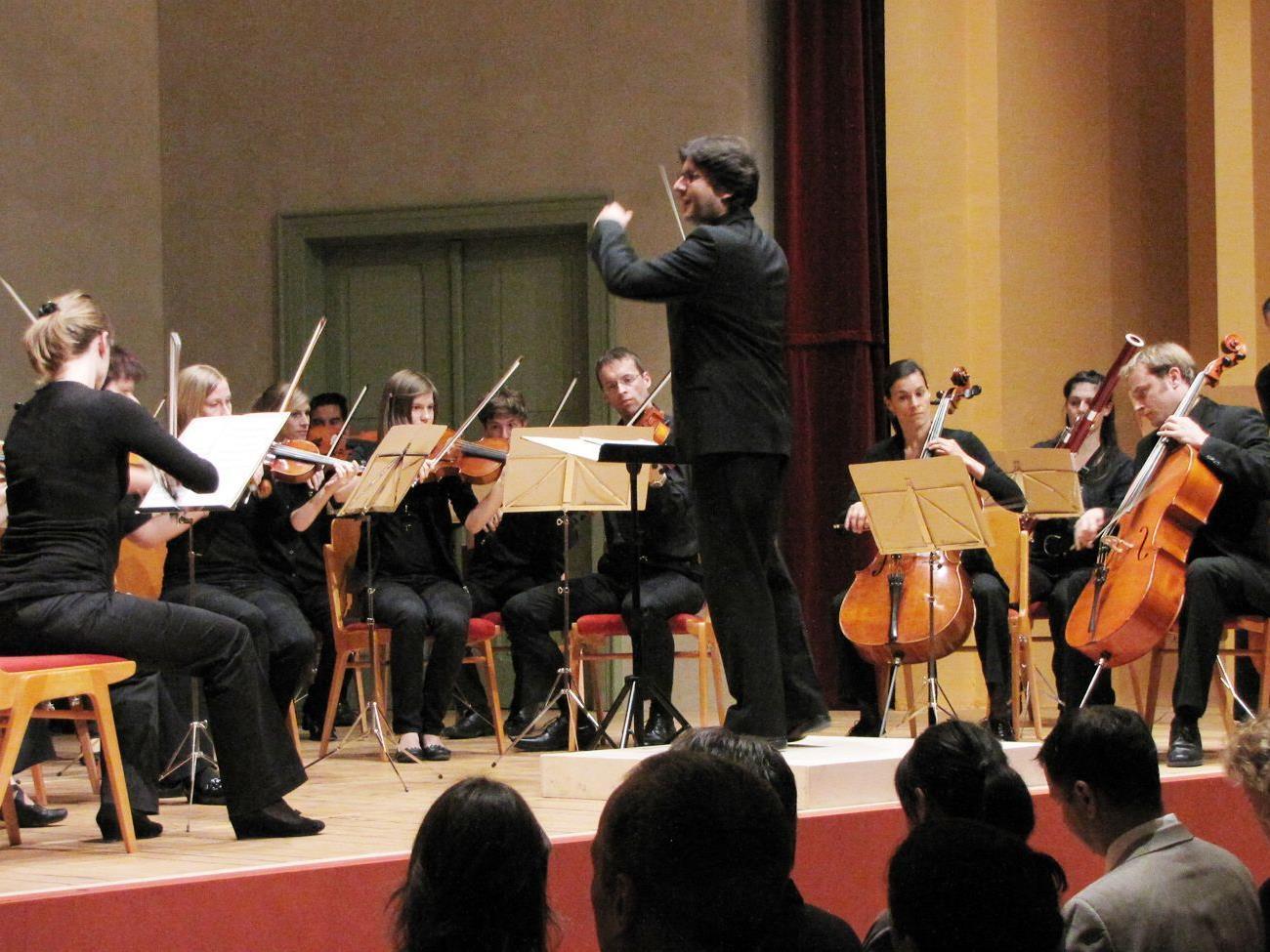 """Das Kammerorchester der """"tonart sinfonietta"""" wird die """"Emsiana"""" musikalisch eröffnen."""