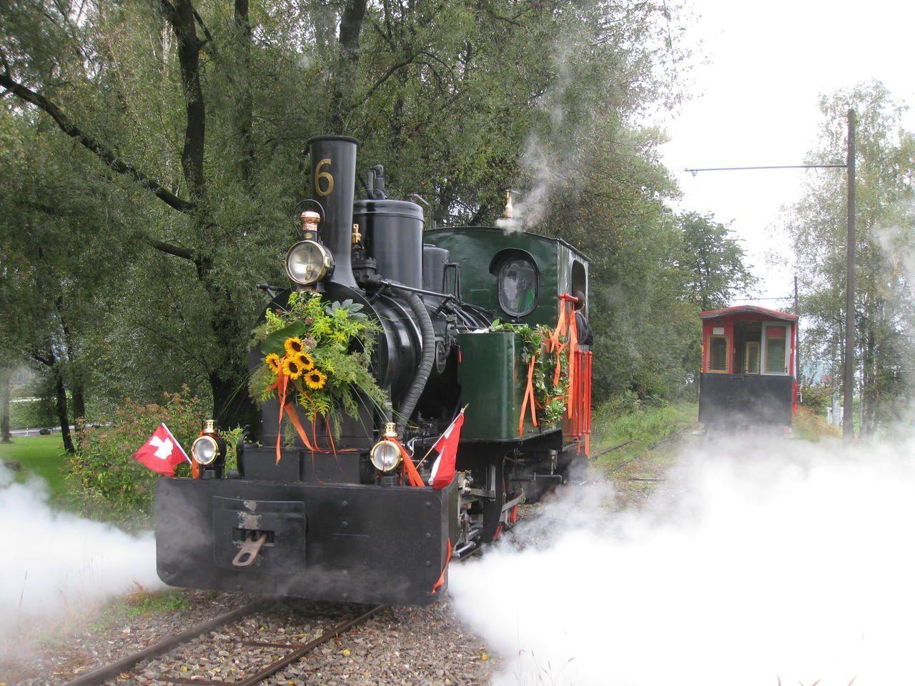 Museum Rheinschauen und Rheinbähnle aufgefrischt in die neue Saison