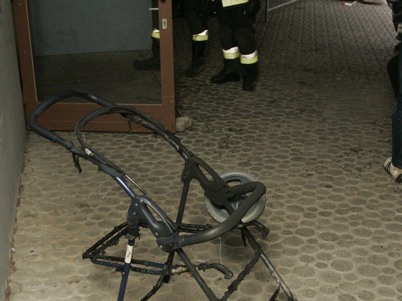 Der Brand konnte rasch gelöscht werden.