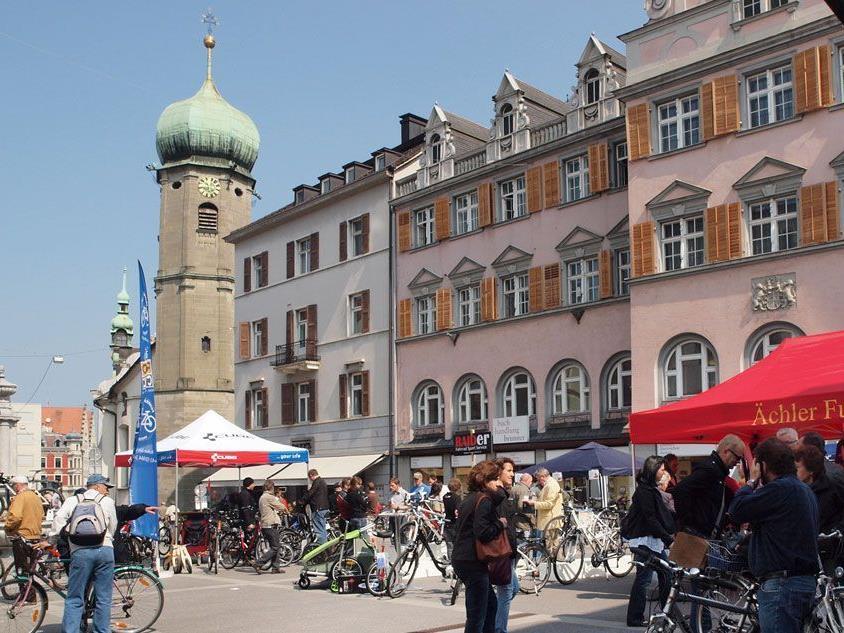 Radmarkt am Leutbühel