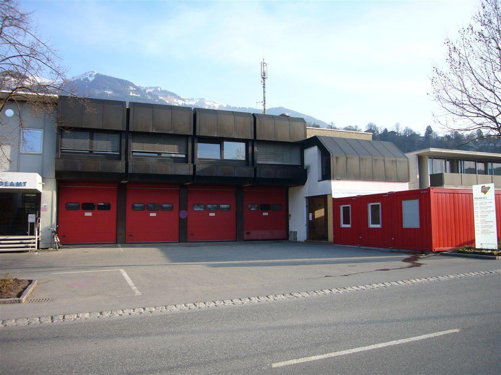 Unser altes Feuerwehrhaus ist längst nicht mehr zeitgemäß!