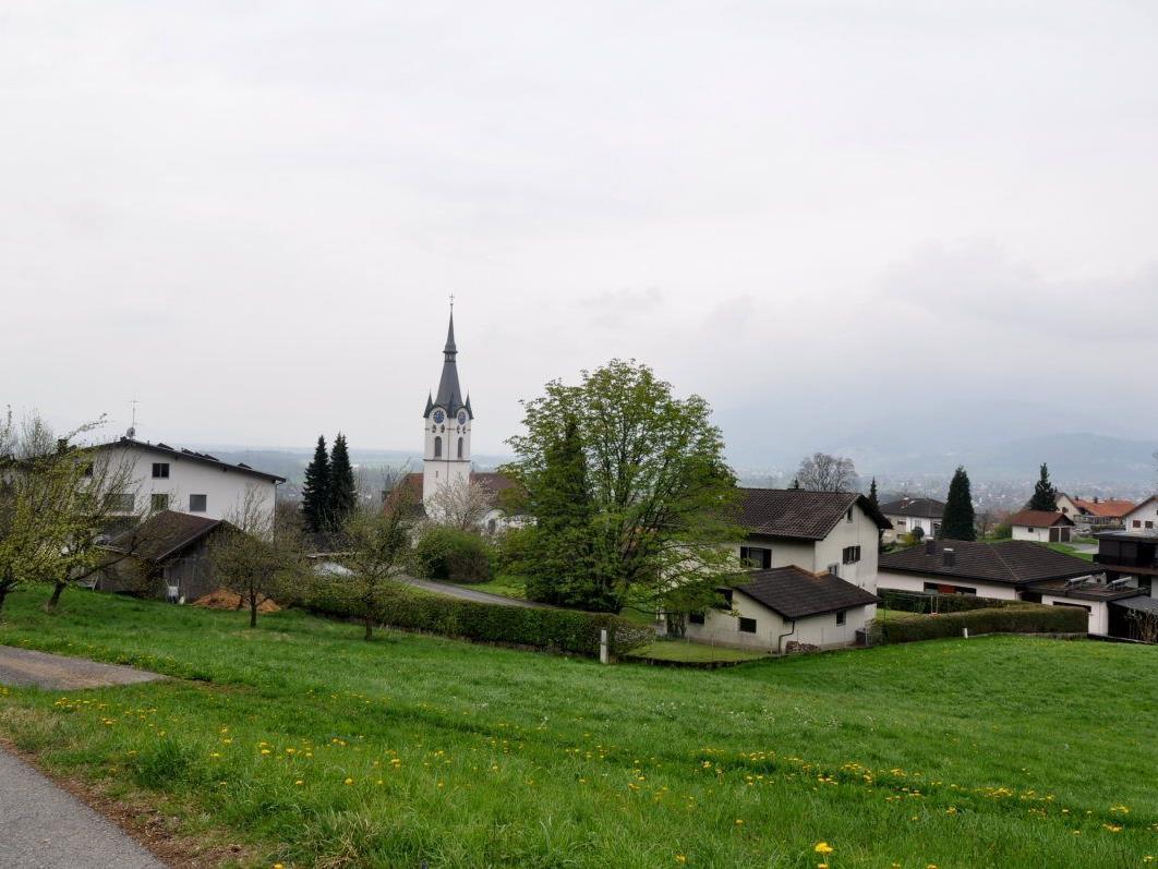 Die Siedlungsränder, wie hier am Kummenberg, sollen bestehen bleiben.