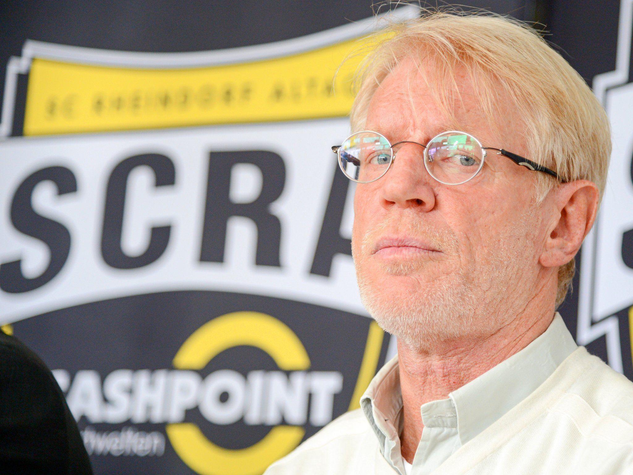 SCR Altach gab Trainerwechsel bekannt.