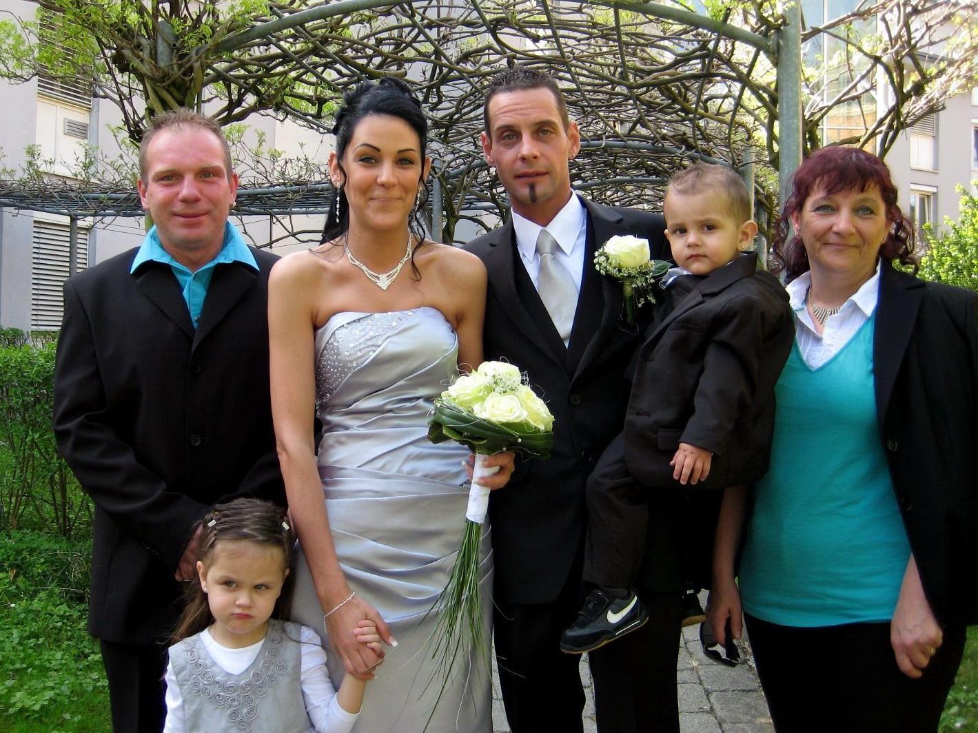 Jeannette Gapp und Peter Kathan haben geheiratet.