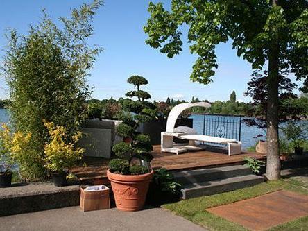 Die Gartentage in Lindau locken jedes Jahr unzählige Besucher an.