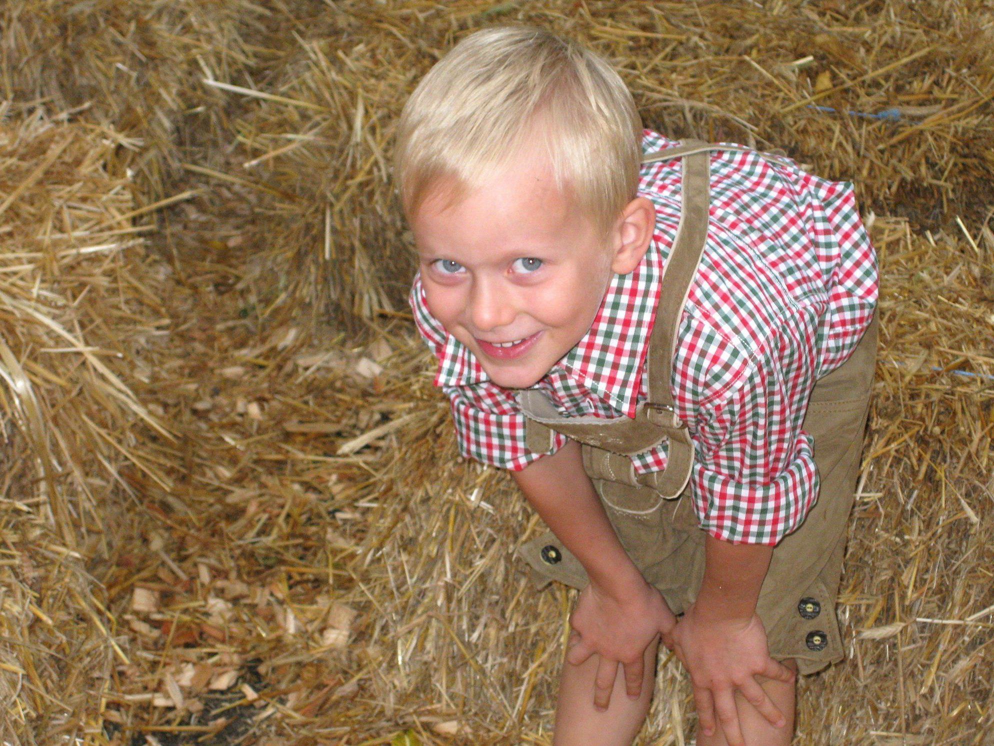 Der Fünfjährige wurde von seinem Vater nach Dänemark gebracht.