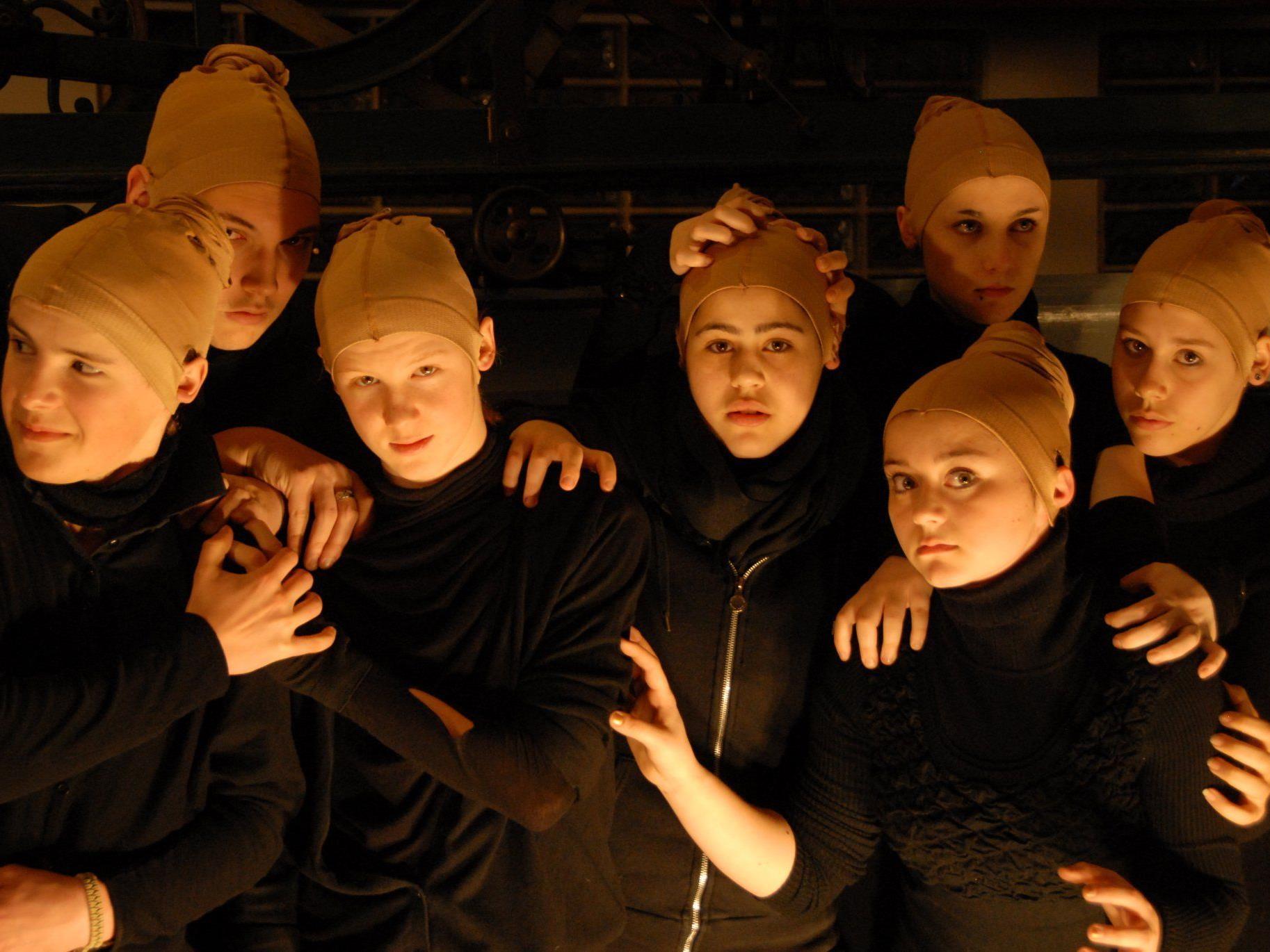 """Um Körperkult und Körperideale geht es im Theaterstück """"HAUT"""", das am 20. April in Lustenau Premiere feiert."""