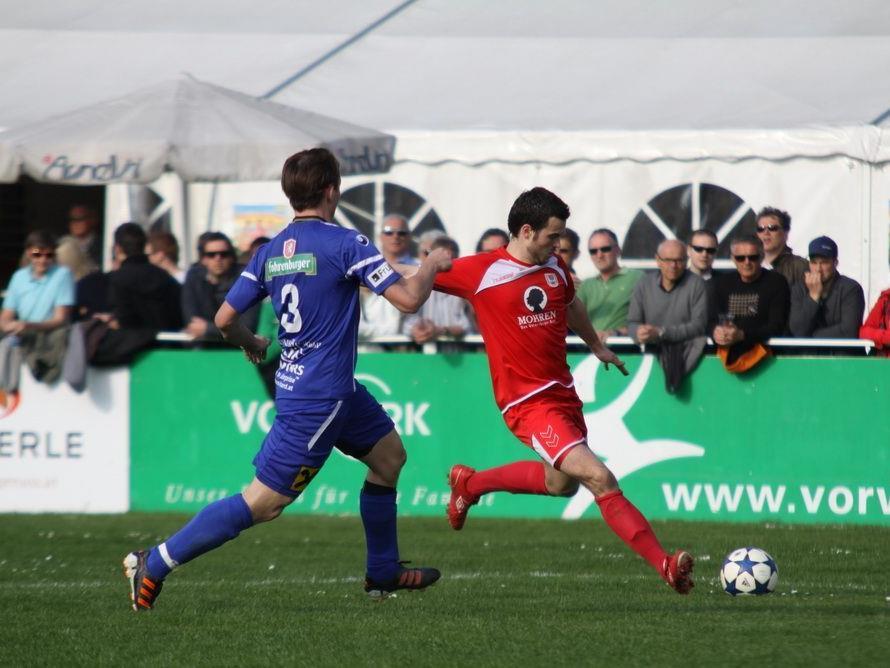Dornbirn bleibt die klare Nummer eins im Vorarlberger Amateurfußball.