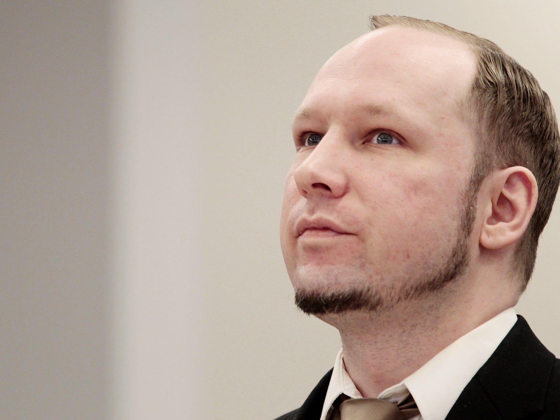 Massenmörder brüstete sich vor Gericht mit seinen Taten.