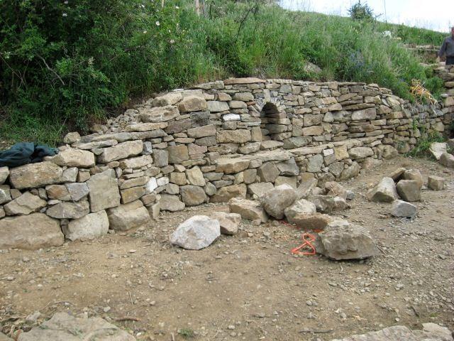 Trockensteinmauern - vom ersten bis zum letzten Stein