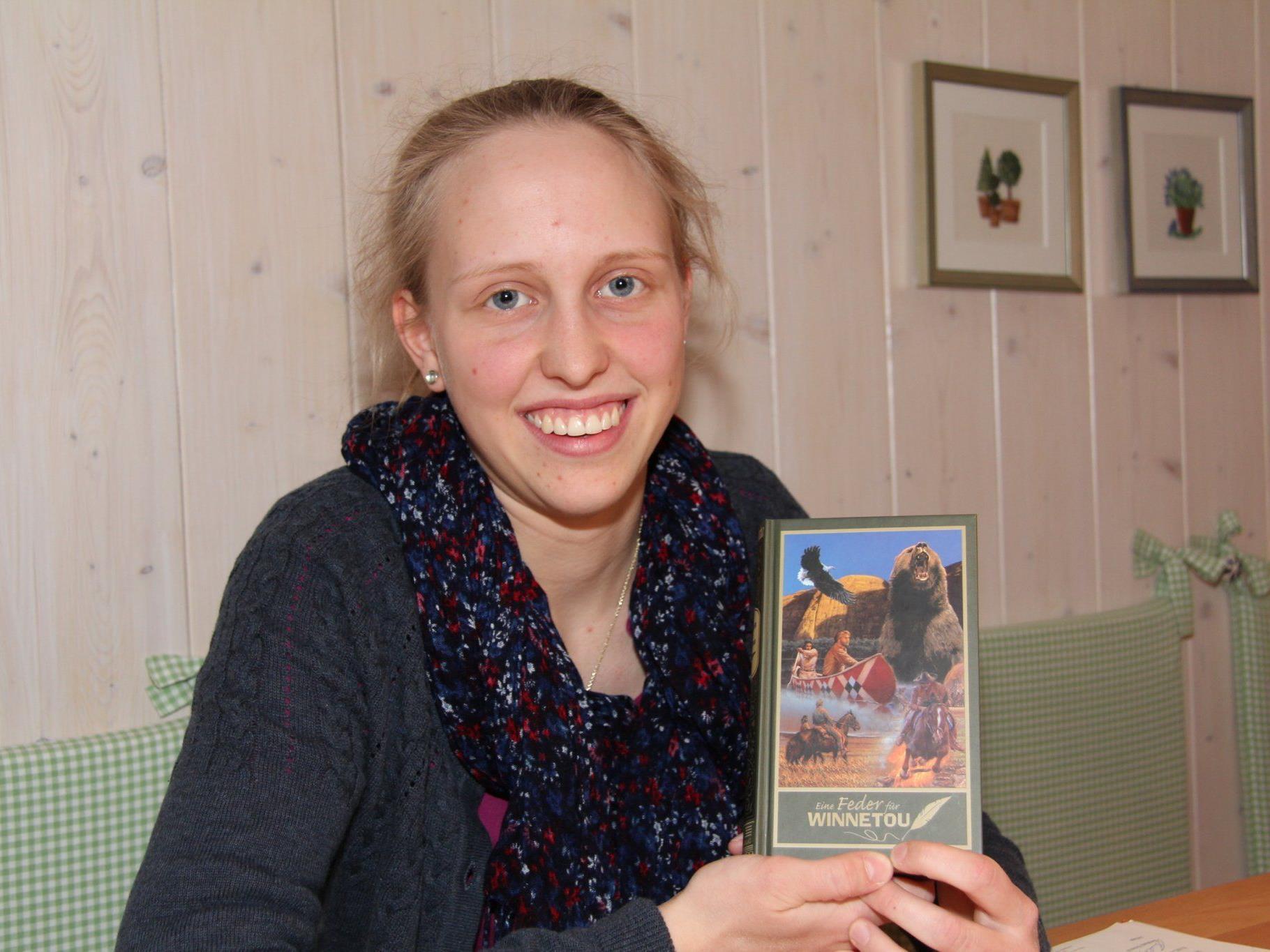 Gewinnerin Sophia Jussel