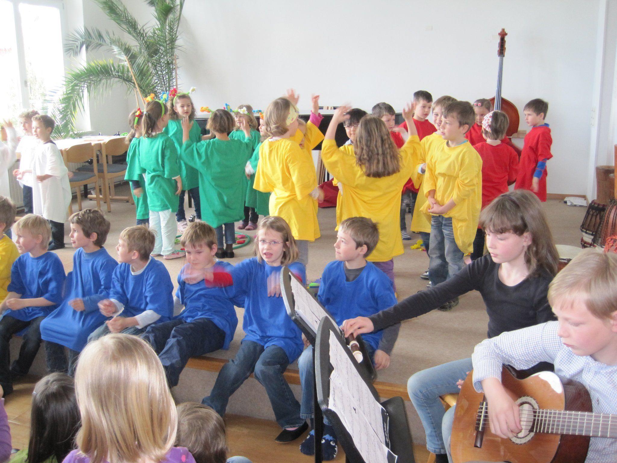 Ansturm auf die Musikschule