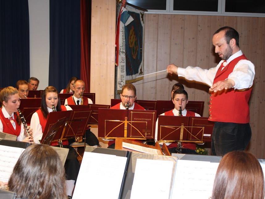 Die Krumbacher Musikanten boten ein eindrucksvolles Konzert.
