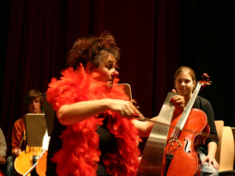 Beim Clowncerto der Jeunesse Dornbirn wird es auf jeden Fall humorvoll und musikalisch.