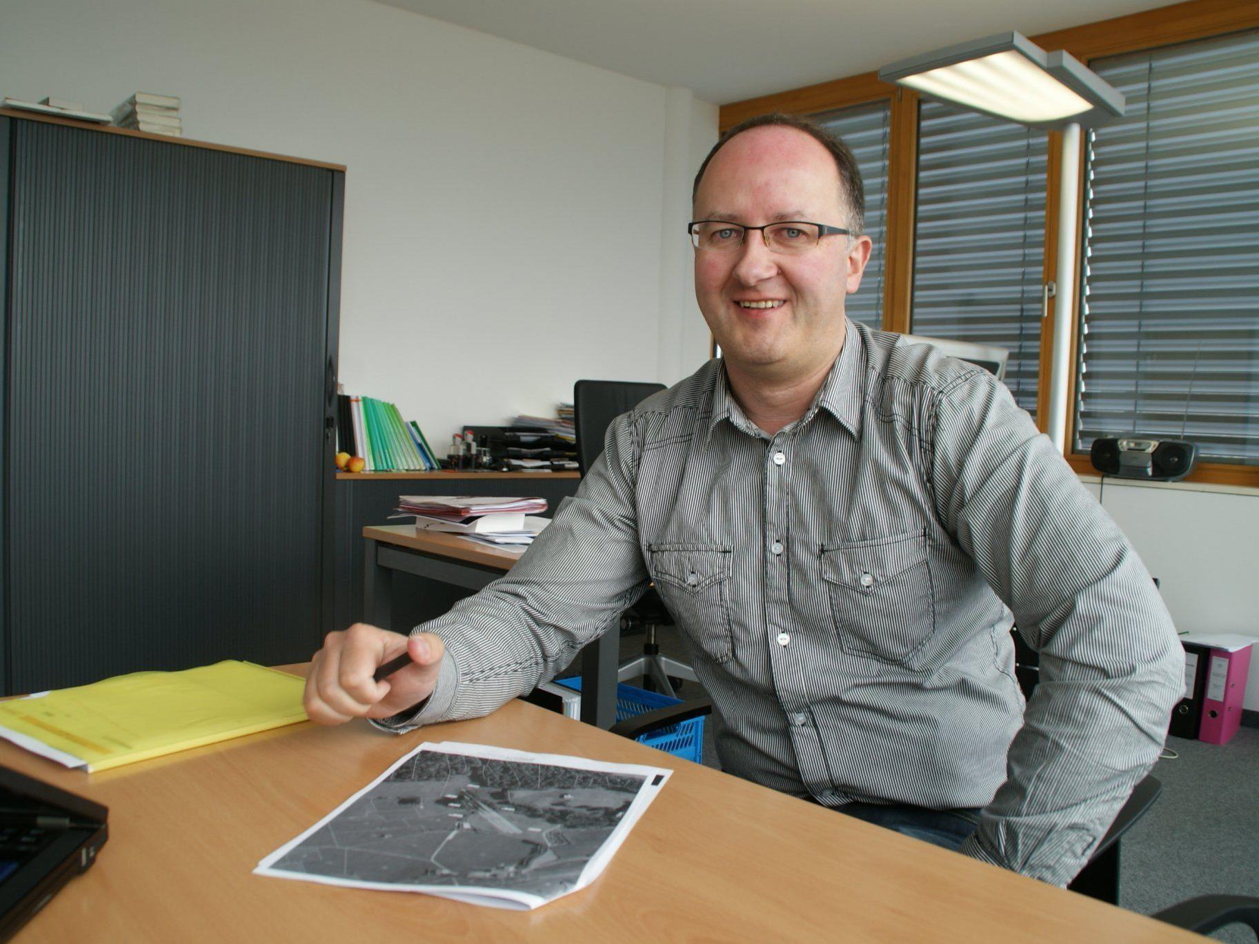 Josef Erath, Präsident des SC Bregenzerwald