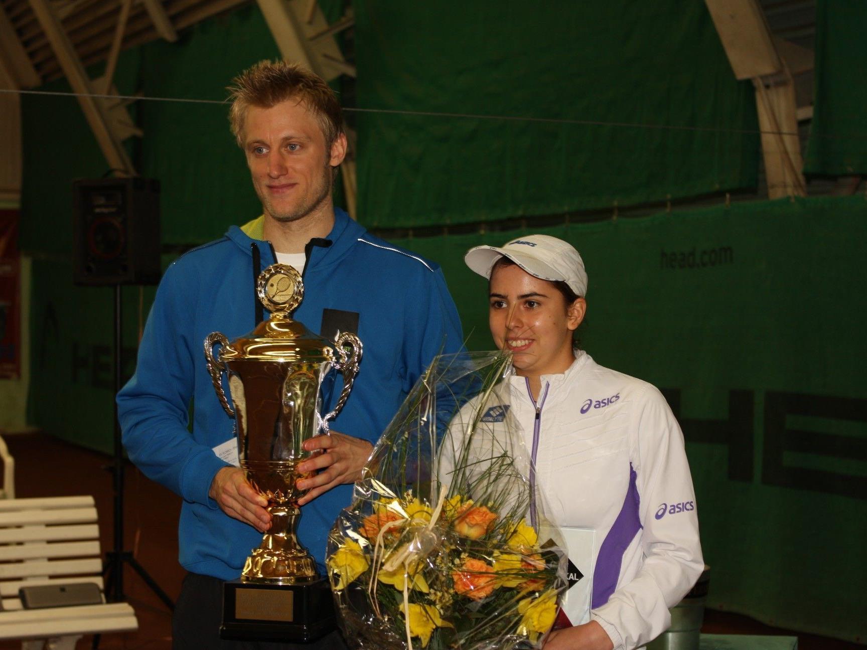 Sieger des 39. Karl Graf Turnier