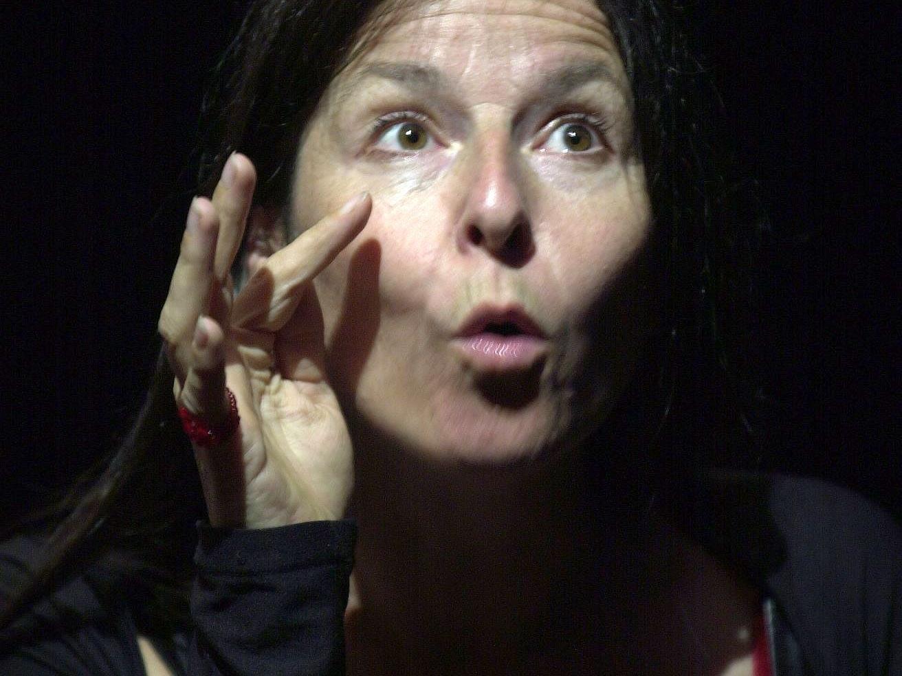 Katharina Ritter erzählt über die Schwabenkinder.