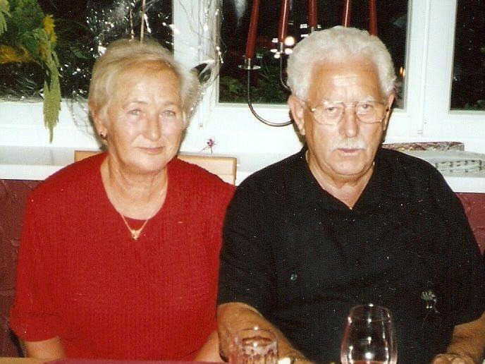 Vor allem Gesundheit und noch viele gemeinsame Jahre wünscht sich das Paar zum 50. Hochzeitstag.