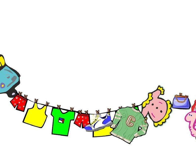 Wer sich anmeldet, kann sein altes Spielzeug, CD's usw. beim Kinderflohmarkt anbieten!