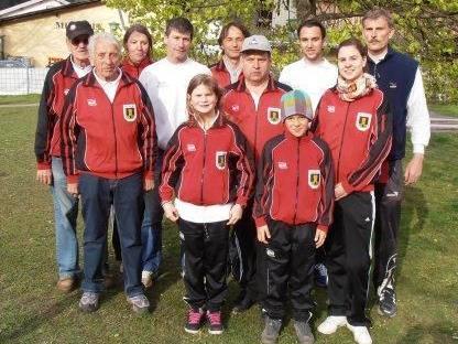 Klauser LM-Teilnehmer 2012