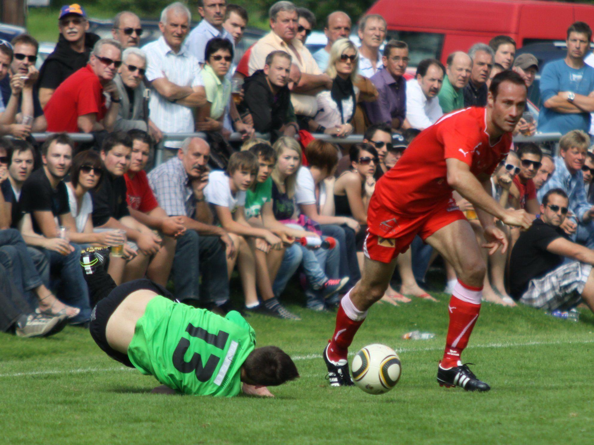 RW Langen will gegen Hatlerdorf gewinnen.