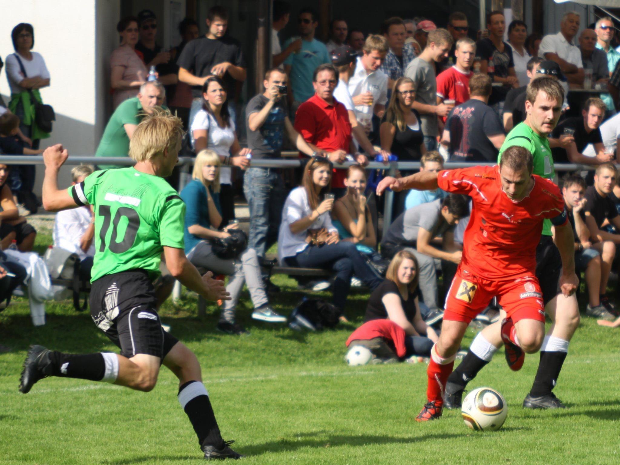 RW Langen hofft auf den zwölften Mann im Heimspiel gegen Nüziders.