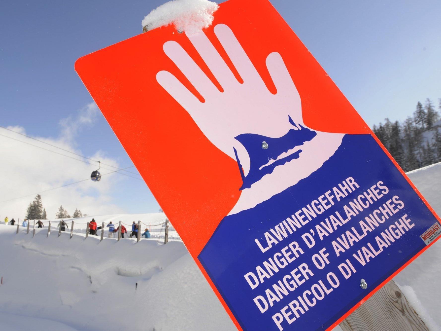 Verunglückter Vorarlberger war Snowboardlehrer im Pitztal.