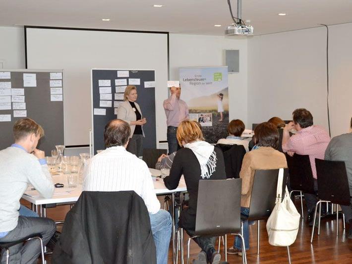 Lebensfeuer: Workshop für Gastronomie und Wellnessanbieter