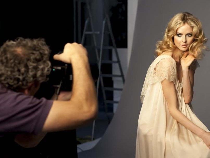 Die Foto Kampagne für die MQ Vienna Fashion Week 2012 wurde bereits geshootet.