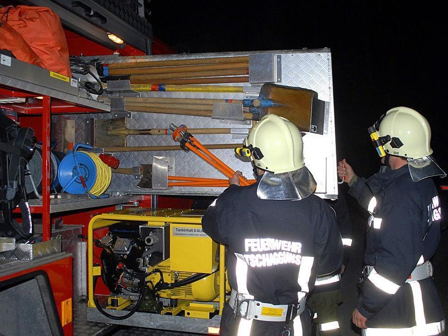 Mehrschichtig, vielseitig und interessant ist die Arbeit bei der Feuerwehr (Foto vom 2. April 2012).