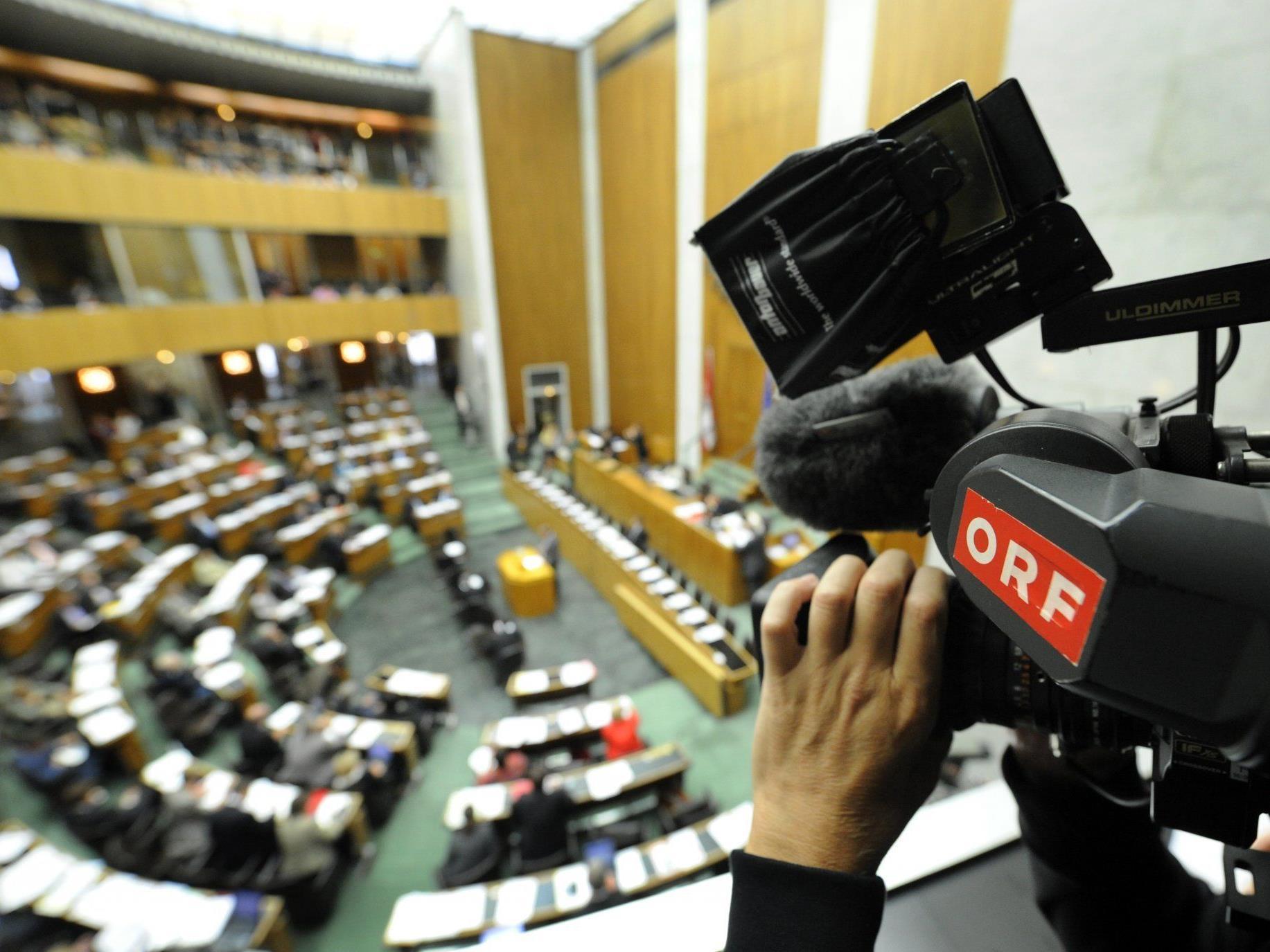 In Vorarlberg werden die ORF-Pläne mit mäßiger Begeisterung aufgenommen.