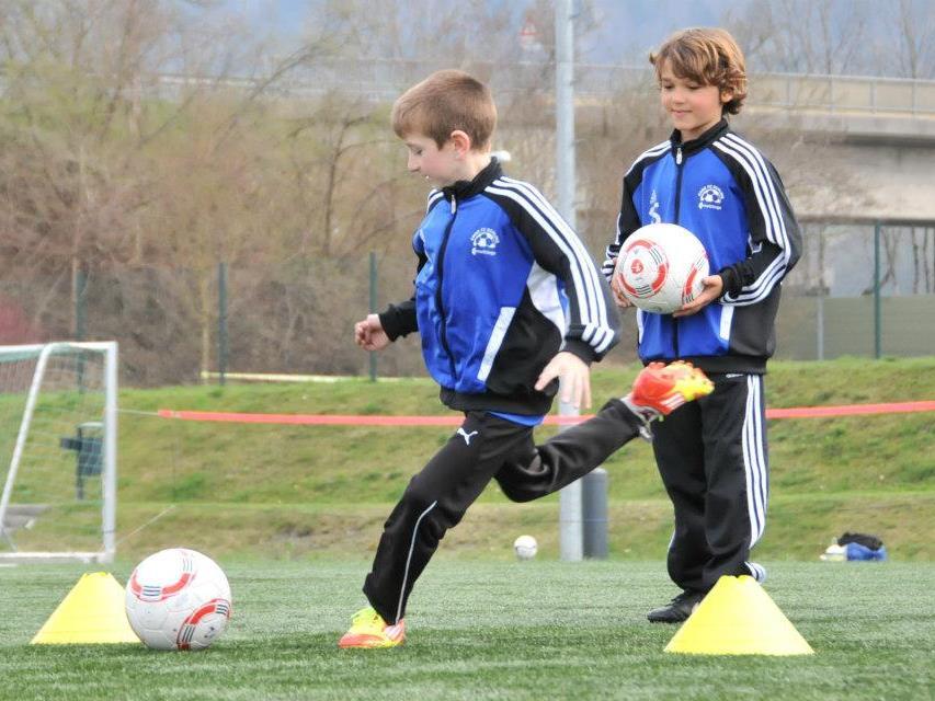 Erne FC Schlins legt großen Wert auch Nachwuchsarbeit.