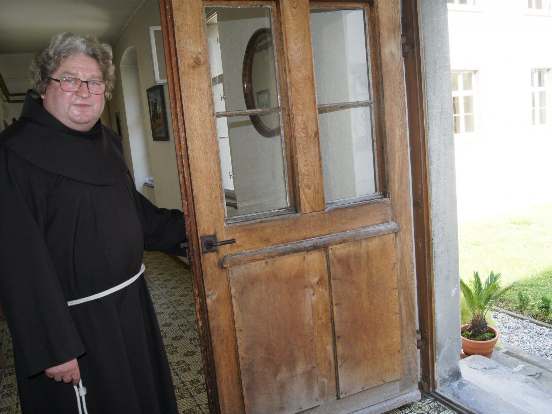 Die Bemühungen zur Finanzierung des Klosters in der Innenstadt laufen seit einem Jahr.