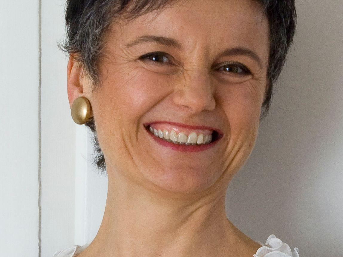 Reingard Gschaider, Charisma-Expertin und Buchautorin gastiert im Juni im Seminarhaus zum Bären.