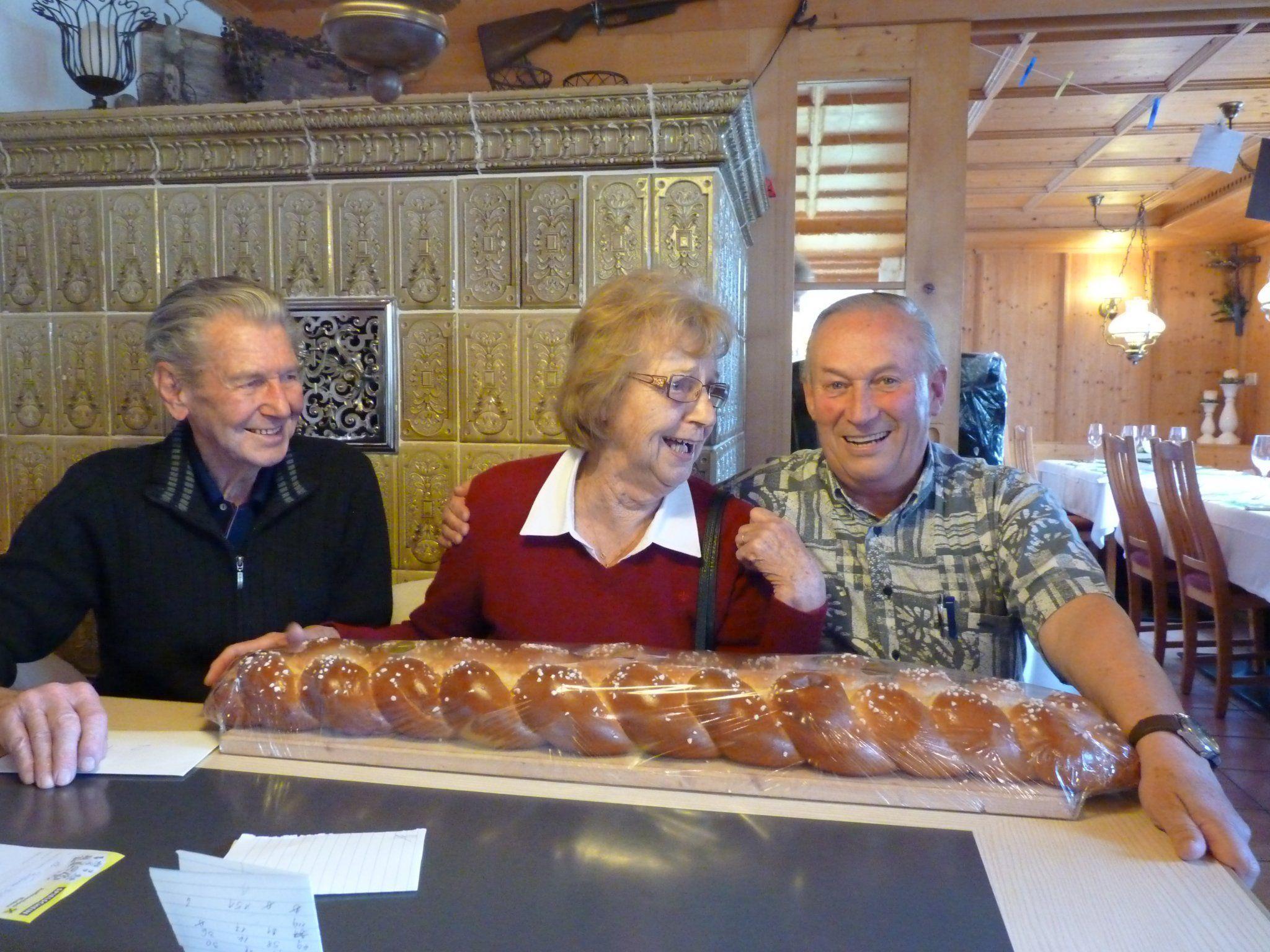 Das Preisjassen der Senioren war wieder mit Spaß und Spannung verbunden.