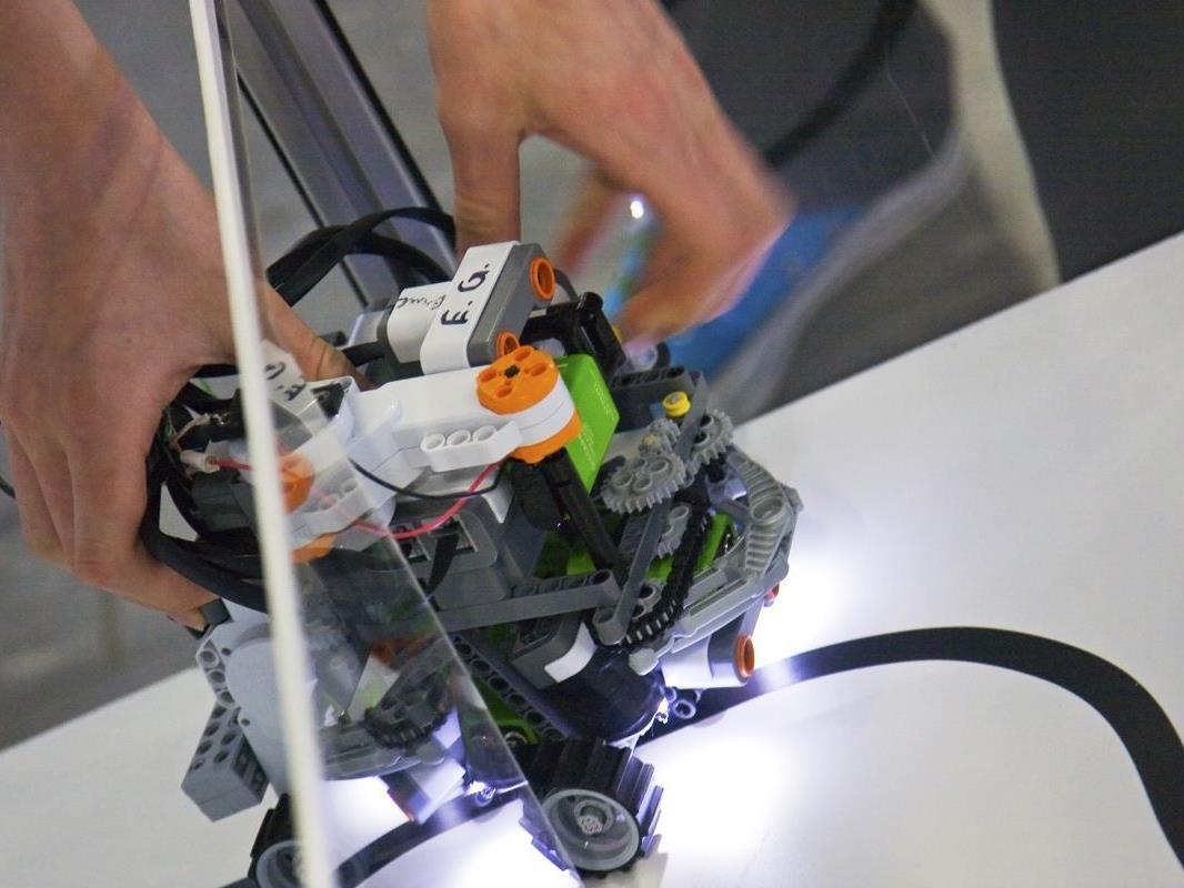Roboter regieren Ende April in Hohenems.