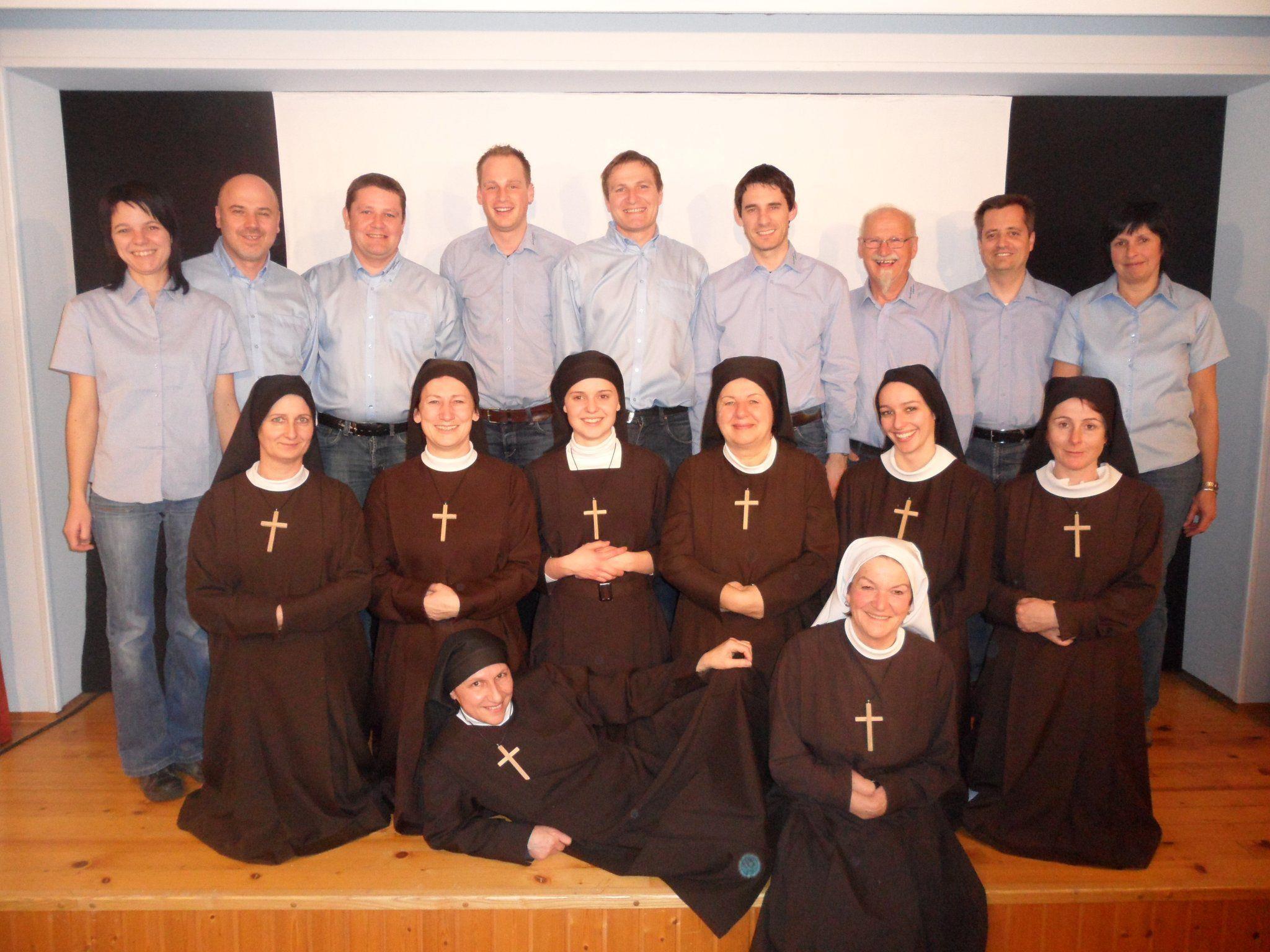 """""""Schwester Imaculata"""" heißt das Stück der heurigen Spielsaison der Spielgruppe Latschau."""
