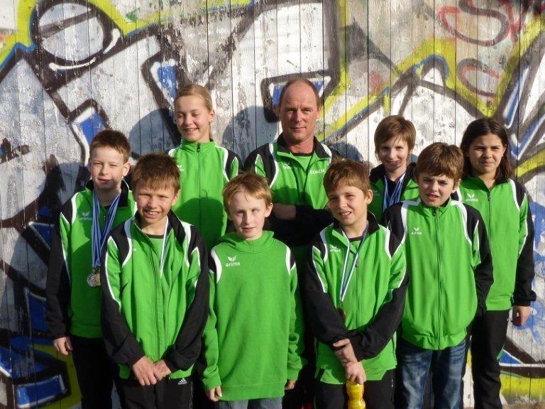 Gute Resultate und viel Spass hatten die SCUL-Youngsters in Bad Dürrheim.