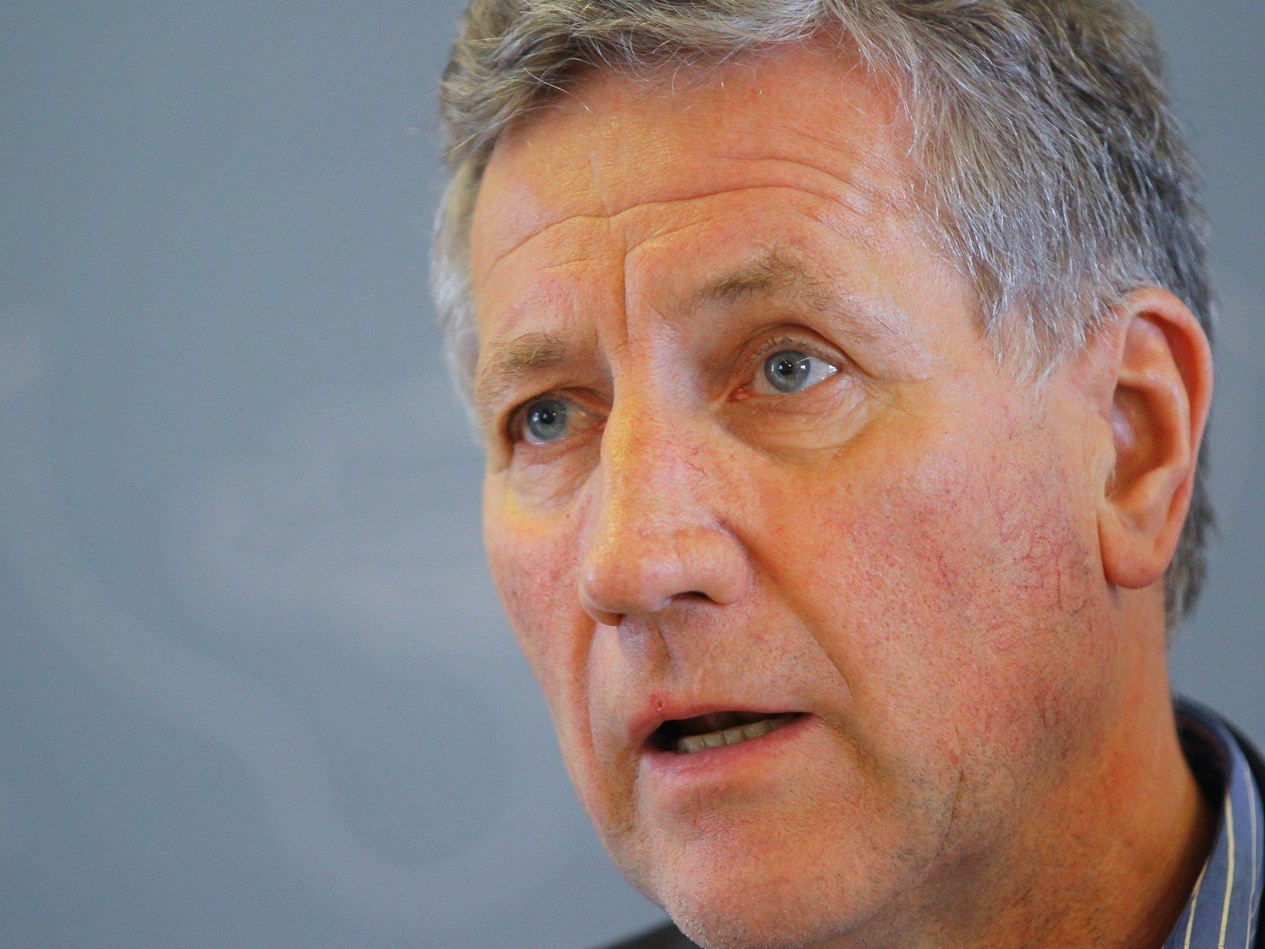 Landesrat Erich Schwärzler will am Staatsbürgerschaftstest festhalten.