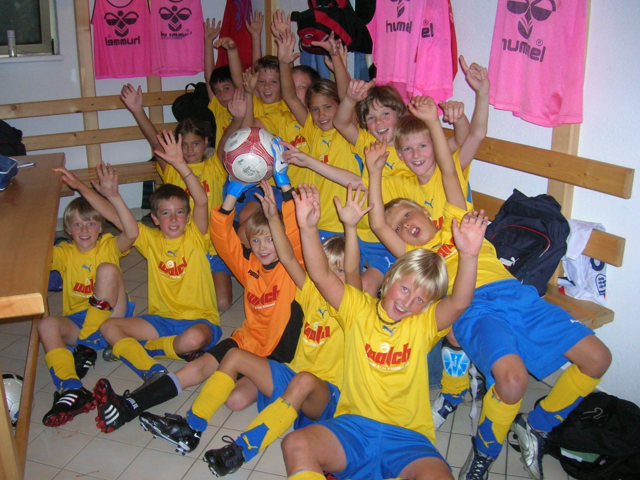 FC Klostertal Nachwuchs