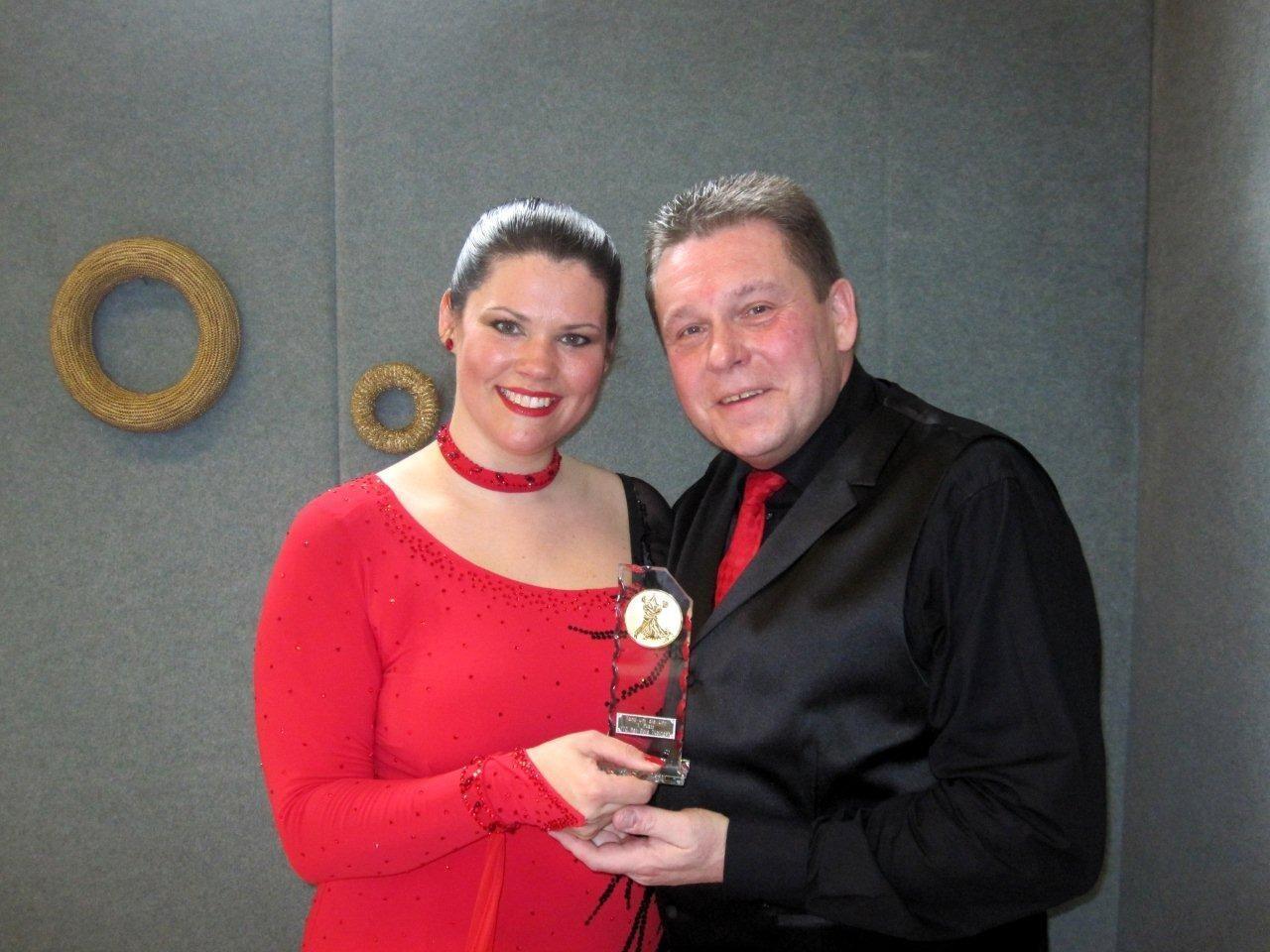 Siegmund Lassak und Bettina Tieber