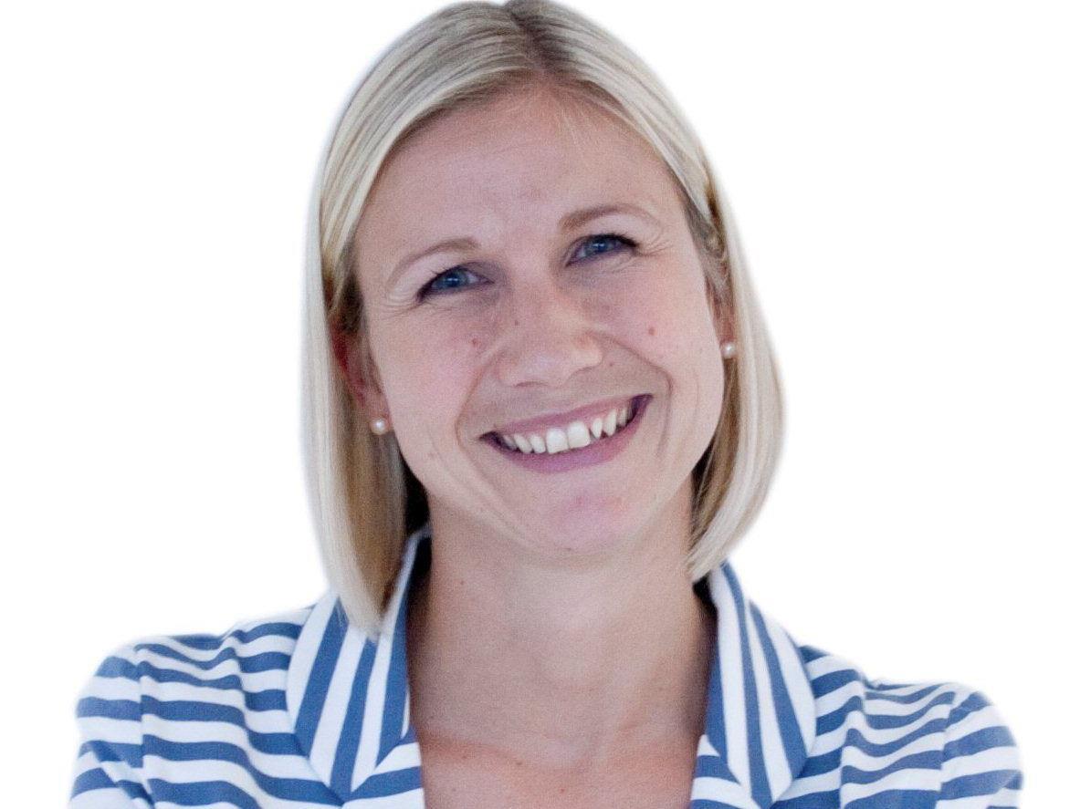 Lindbergh-Geschäftsführerin Stefanie Kopf tippt die kommende Runde in der Vorarlbergliga.