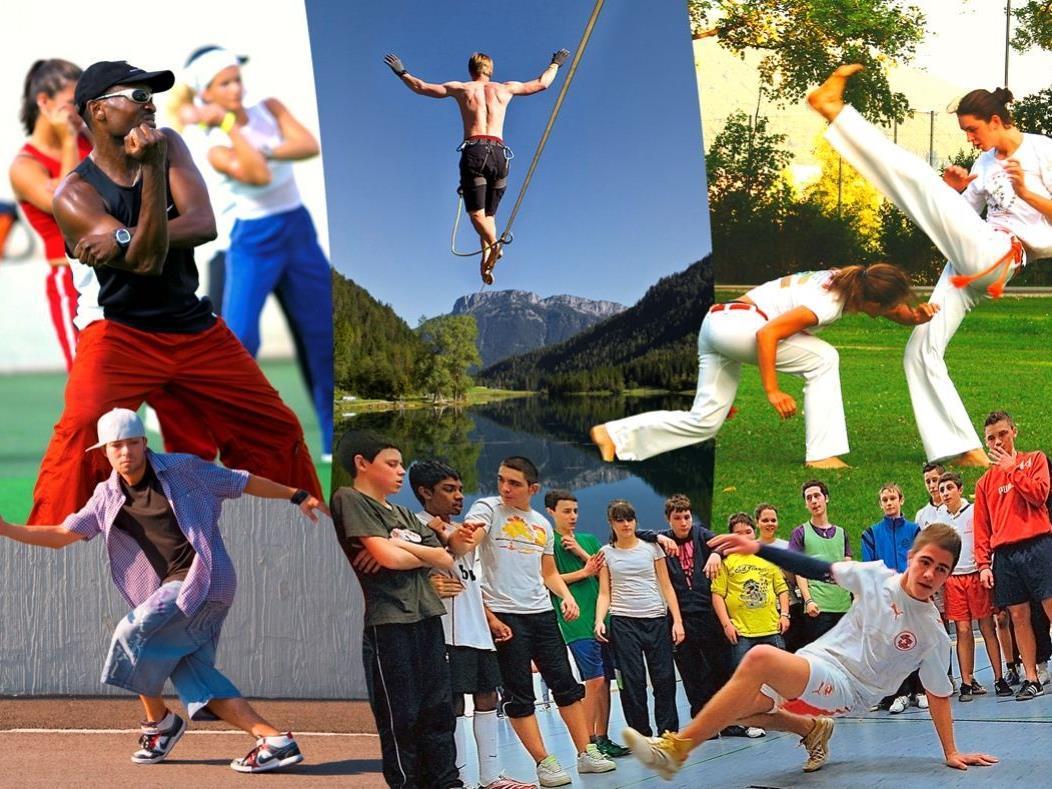 Bring Bewegung in dein Leben heißt es am nächsten Wochenende in Rankweil.